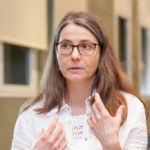 Entrevista ocn la experta en humanidades digitales Vera Hildenbrandt