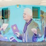 mural en Guajara
