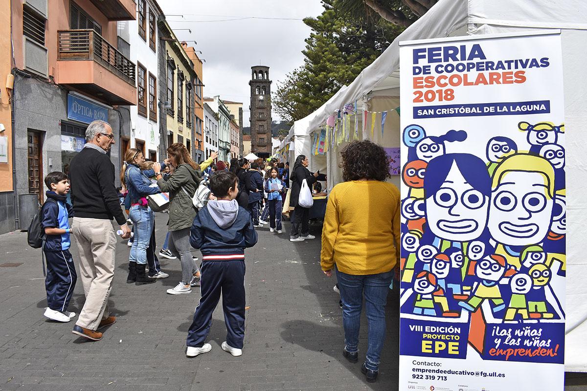Feria de Cooperativas Escolares