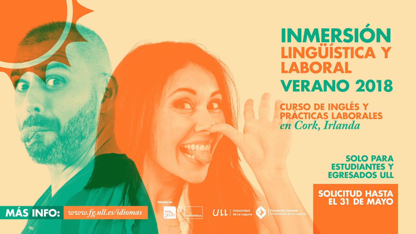 Inmersión lingüística y laboral