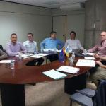 Reunión sobre le Plan Hidrológico de Canarias