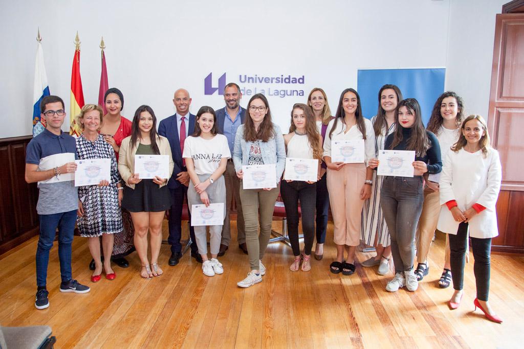 Alumnado de la ULL se convierte en dinamizador de los derechos humanos