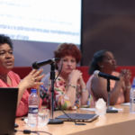Judite Medina do Nascimento interviene en Campus África