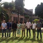 Reunión sobre el Programa de Becas Canarias África