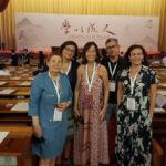 Represetnates de la ULL en el Congreso Mundial de Filosofía