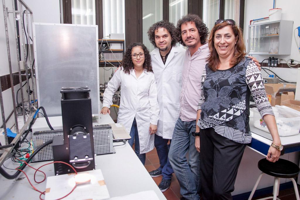 Investigadores que han obtenido dos patentes sobre eficiencia energética