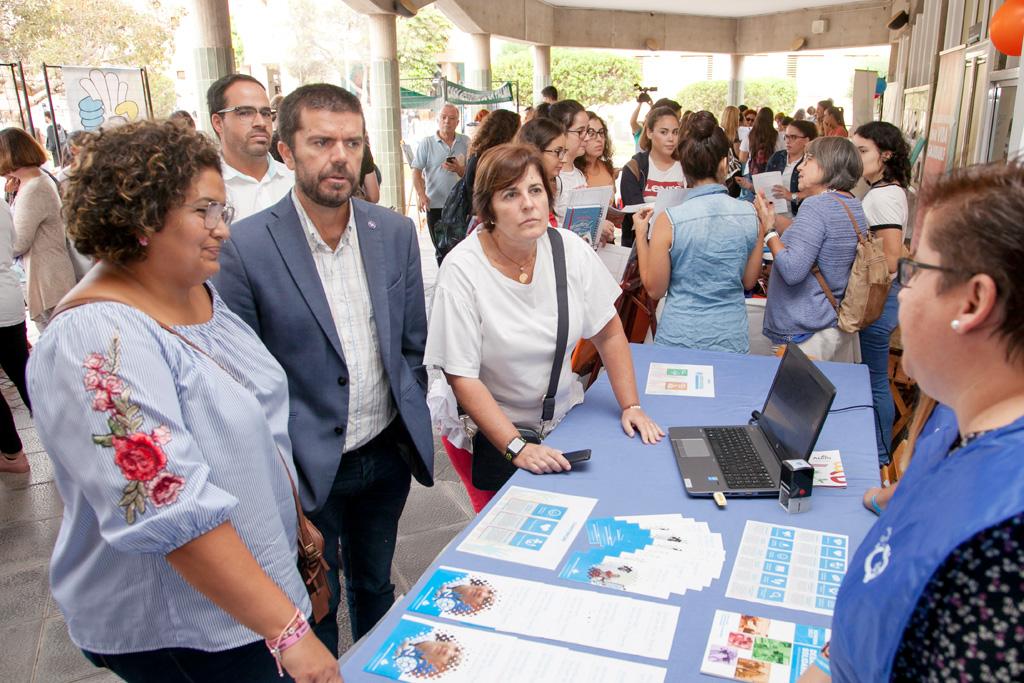 """Francisco García: """"La universidad tiene que transferir conocimiento y tecnología, pero también valores"""""""