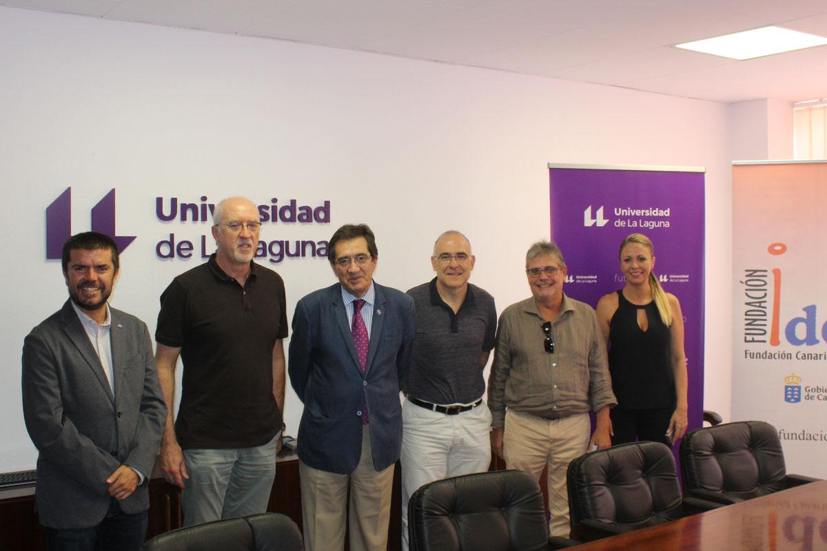 Covenio formativo con los centros de menores de Canarias.