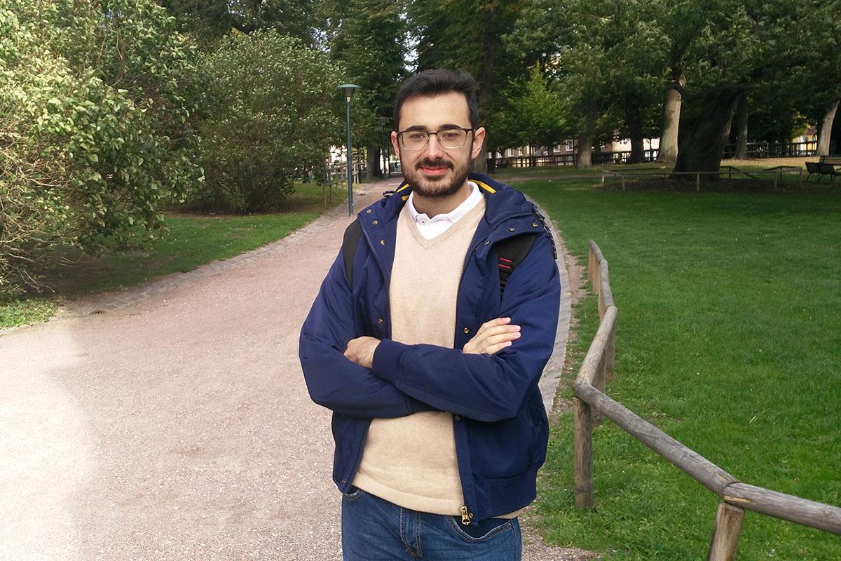 """José Manuel González Cava, participante de """"Somos Científicos"""""""