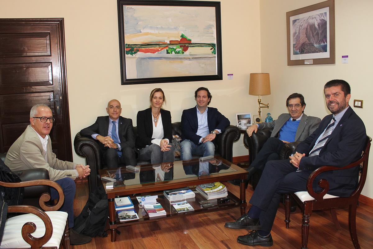 La ULL y la Compañía Cervecera de Canarias estrechan sus lazos de colaboración