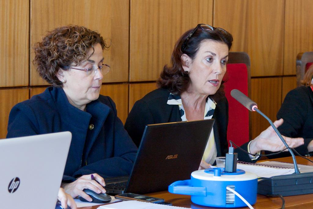 Imagen del Consejo de Gobierno en el cual se ha aprobado la ampliación de oferta de plazas de profesorado.