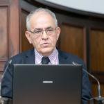 Daniel Cerdán durante su intervención en la mesa redonda sobre transparencia.