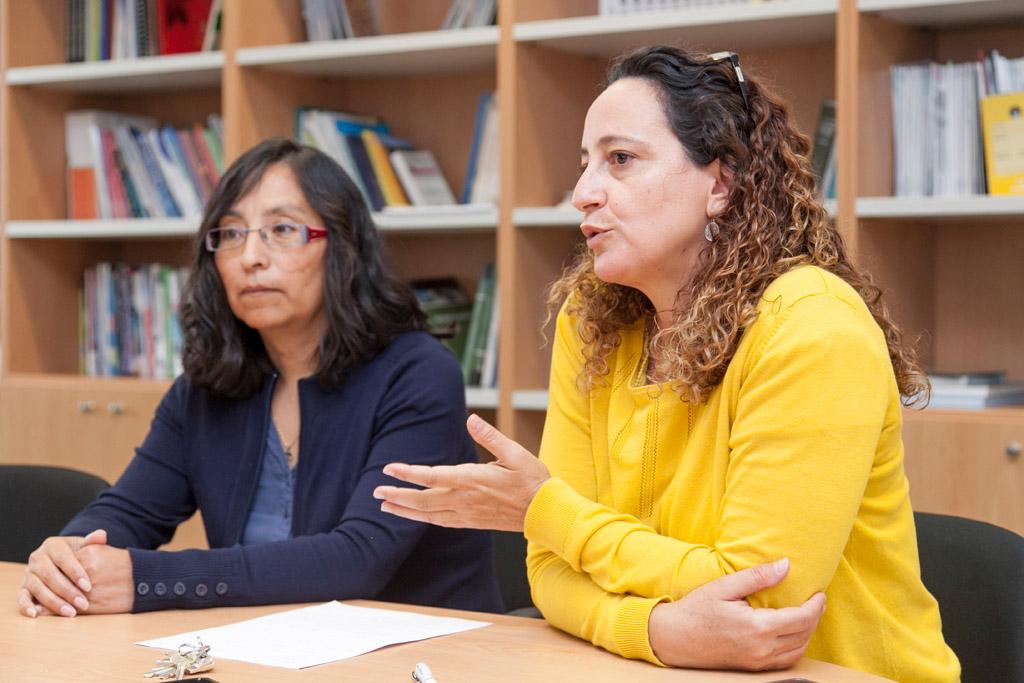 Investigadoras de la ULL y Perú colaboran en la detección de parásitos potencialmente peligrosos para la salud humana