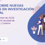 anuncio de las jornadas de investigación empresarial