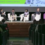 Imagen de los participantes en el ULL Debates sobre renta básica