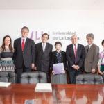 Convenio con universidades de Japón