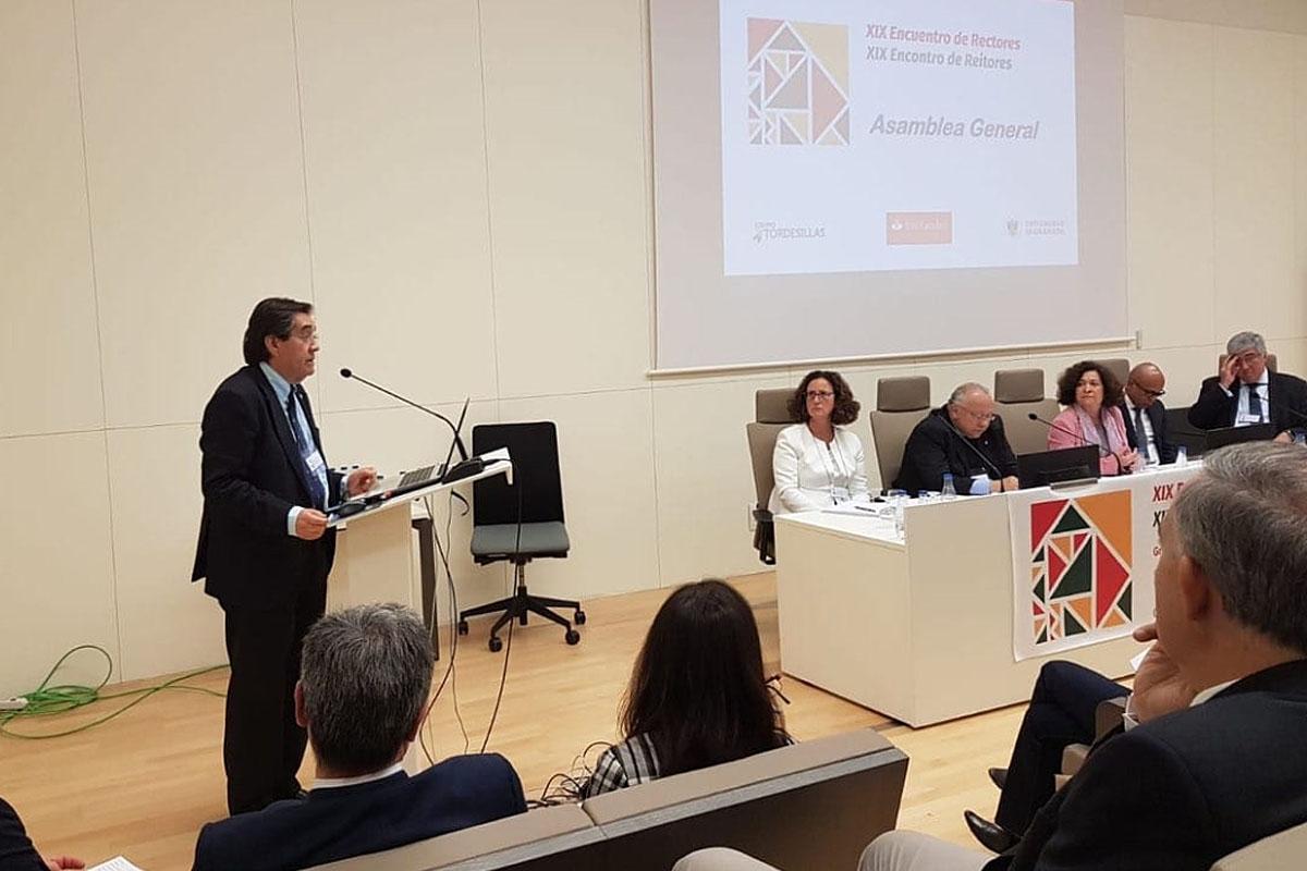 La Universidad de la laguna ingresa formalmente en el Grupo Tordesillas de instituciones de España, Portugal y Brasil