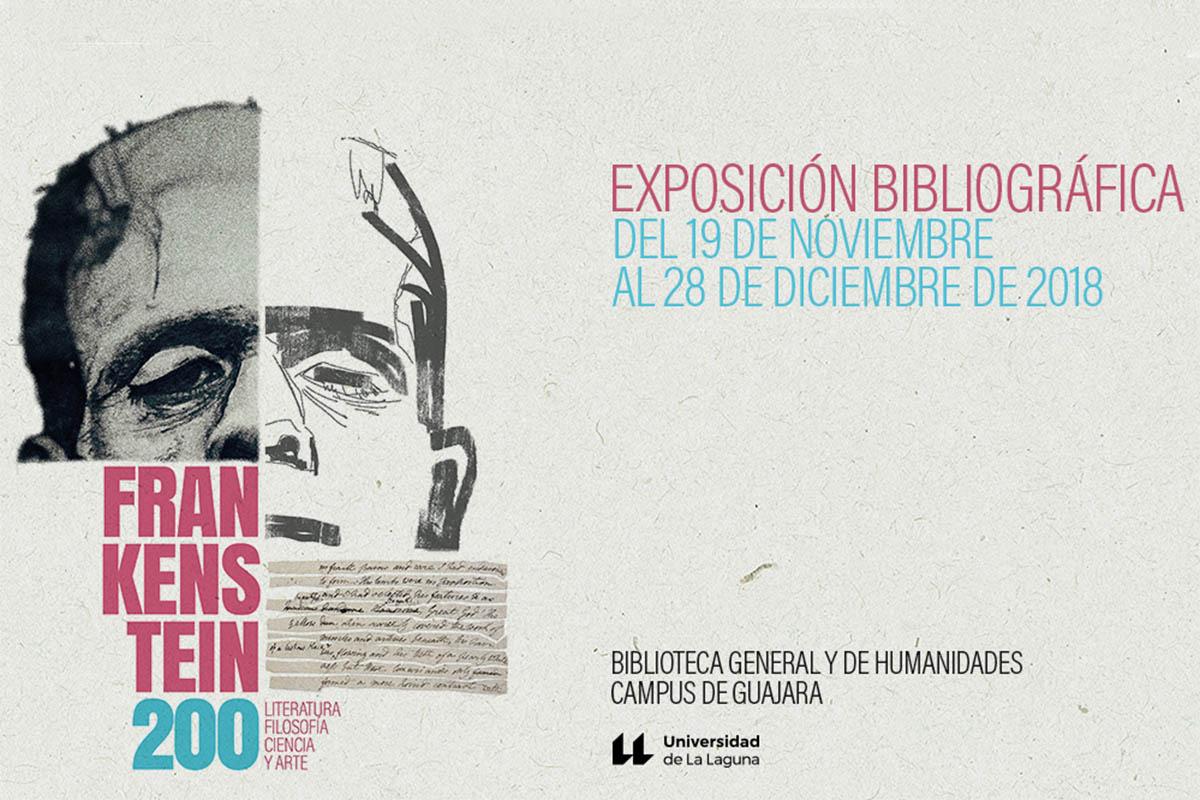 """La Universidad de La Laguna conmemorará los 200 años de la publicación de """"Frankenstein o el moderno Prometeo"""""""