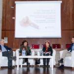 Imagen de los invitados a la mesa redonda de las XVII Jornadas de la Constitución Española
