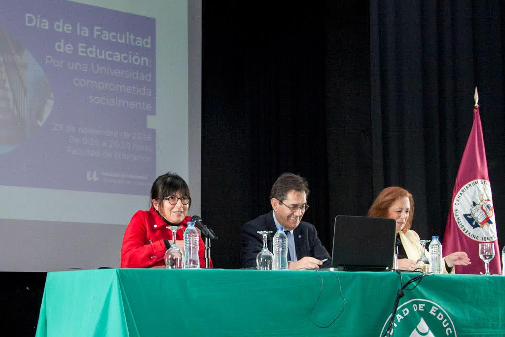 Fotografía del Día de la Facultad de Educación