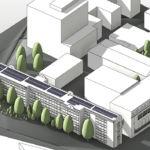 Recreación 3D de la instalación fotovoltaica