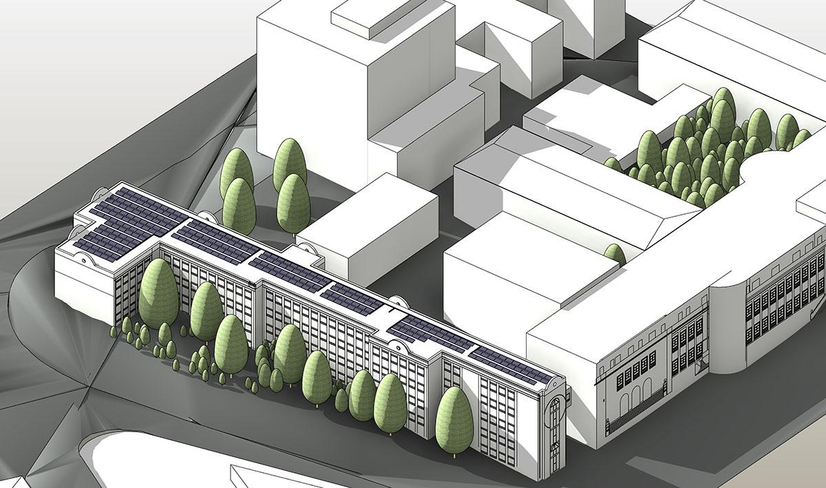 La Universidad de La Laguna pondrá en marcha su primera instalación fotovoltaica para autoconsumo