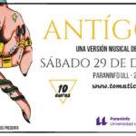 Cartel de Antígona