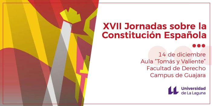 Jornadas osbre la Constitución Española