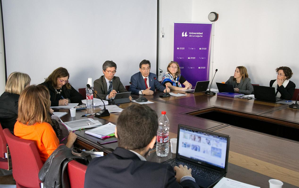 El Consejo Social aprobó el presupuesto 2019 de la ULL