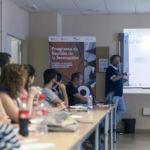 Imagen de una de las sesiones formativas del Programa de Gestión de la Innovación.
