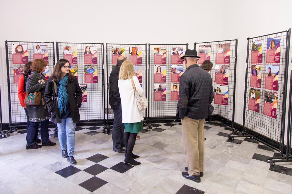 Exposición con motivo del Día Internacional de la Mujer y la Niña en la Ciencia