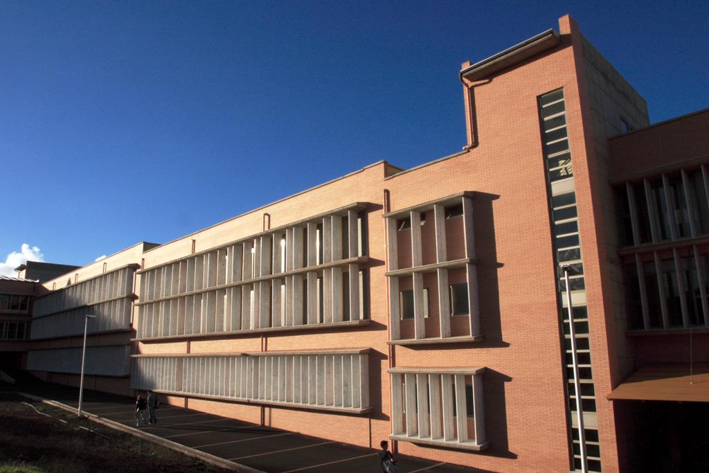 Edificio de Ingeniería Informática