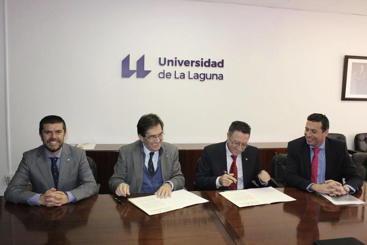 Renovación de la Cátedra de Economía Social y Cooperativa promovida por la ULL y Cajasiete