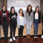 Foto de las ponentes de la IWD Women Techmakers