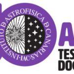 Logo del congreso sobre los 50 años de tesis de Astrofísica