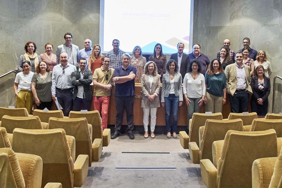 Doce proyectos investigadores presentan sus resultados en el Espacio Cultural CajaCanarias