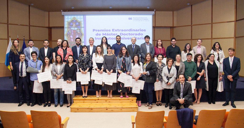 Premios Másteres y Doctorados