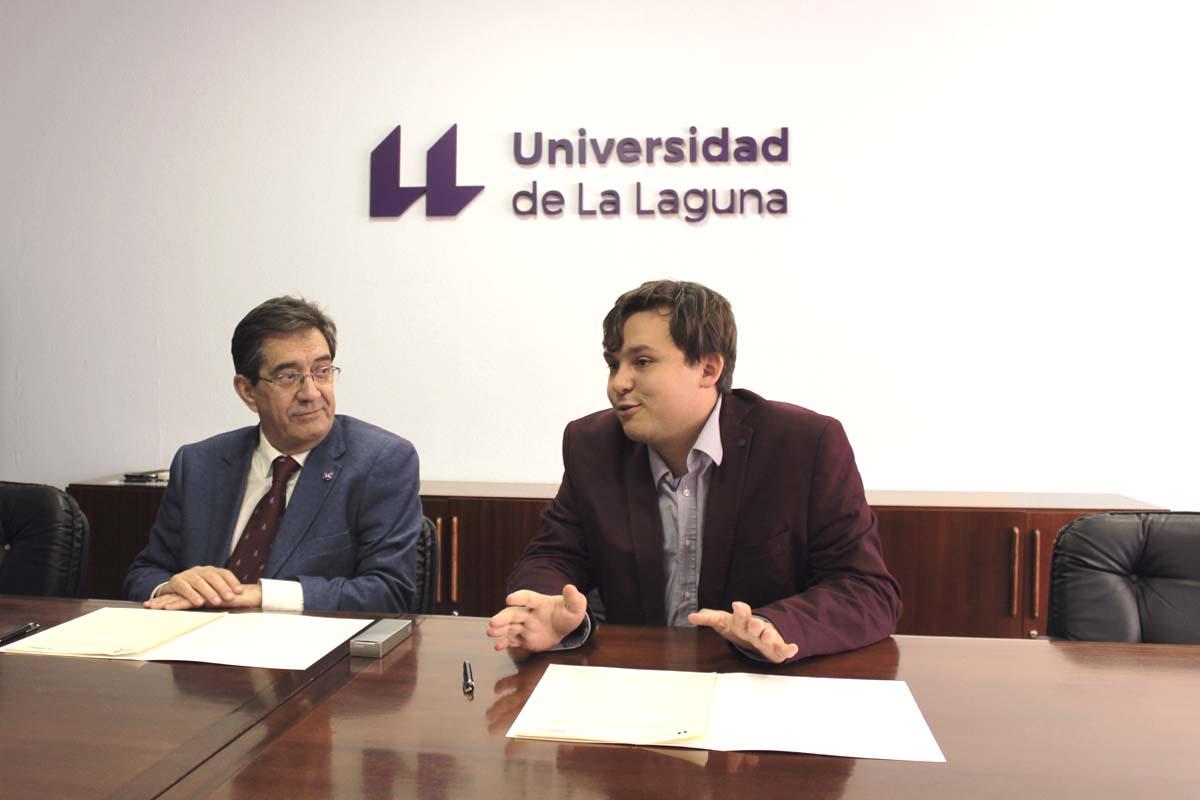 La Universidad de La Laguna colaborará en programas de formación para aunar a Santa Cruz con su zona portuaria