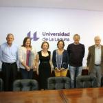 Reunión con Alumni ULL
