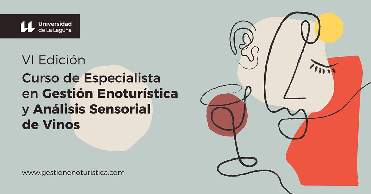 Curso sobre análisis de vino y empresas del sector.