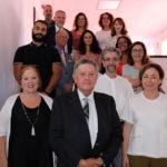 Entrega de las becas de la Fundación Honnor-Calzadilla en el Rectorado.