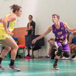 Imagen del torneo mixto de baloncesto