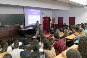 Jornada de la Sección de Química de la Facultad de Ciencias.