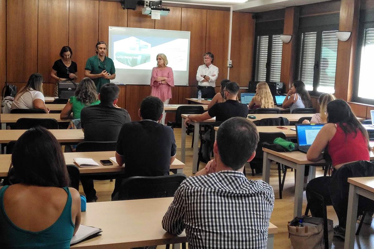Comienza la VI Edición del Máster Universitario de la Abogacía de la Universidad de La Laguna y el Colegio de Abogados de Santa Cruz de Tenerife