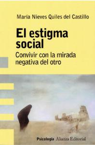 Portada del libro sobre el estigma social