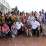 Foto de grupo de los participantes en el Macaronesia Campus Global