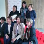 Las rectoras participantes en este debate organizado en Madrid por la Fundación CyD.