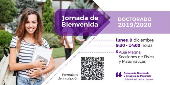 La Universidad de La Laguna organiza una jornada de bienvenida para su alumnado de Doctorado