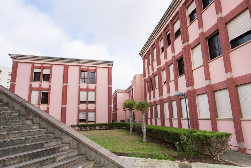 Sede de la Escuela de Doctorado y Estudios de Posgrado.