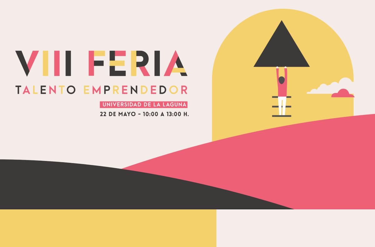 Cartel de la Feria del Talento Emprendedor